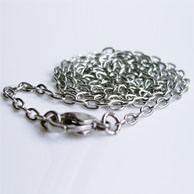 Stainless Steel Clasp Chain 20.5 inches