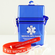Small Med ID Box