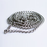 Stainless Steel Never Ending Chain 25 inches