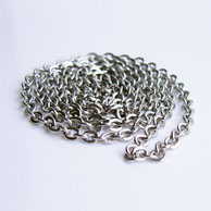 Stainless Steel Never Ending Chain 27 inches